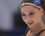 エレーネ・ゲデヴァニシヴィリ NHK杯2014 フリー演技 (解説:ロシア語・イギリス英語)