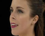 アシュリー・ワグナー スケートアメリカ2016 フリー演技 (解説:イギリス英語・ロシア語・アメリカ英語・中国語・カナダ英語・韓国語)