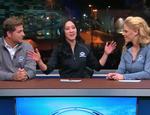 ミシェル・クワン ソチオリンピック・男子シングルの展望について語る (2014/2/13-英語)
