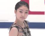 李子君[リ・シクン] NHK杯2015 フリー演技 (解説:ロシア語)