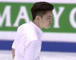 閻涵[エン・カン] 四大陸選手権2016 ショート演技 (解説:イギリス英語・アメリカ英語)
