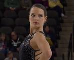 ロベルタ・ロデギエーロ スケートアメリカ2016 ショート演技 (解説:ロシア語)