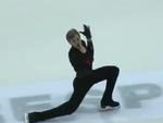 トマシュ・ベルネル 四カ国選手権2013 フリー演技 (解説なし)