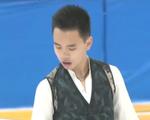ナム・グエン スケートカナダオータムクラシック2015 ショート演技 (解説:なし)