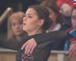 アデリーナ・ソトニコワ ロステレコム杯2015 フリー演技 (解説:イギリス英語・ロシア語・スペイン語・カナダ英語)