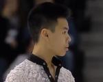 ナム・グエン カナダ選手権2016 フリー演技 (解説:カナダ英語)