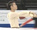村上大介 スケートカナダ2015 公式練習 (2015/10/30)