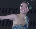 鈴木明子 NHK杯スペシャルエキシビション (解説:日本語)
