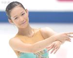 今井遥 全日本選手権2009 フリー演技 (解説:日本語)