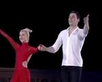 アリオナ・サフチェンコ&ブリュノ・マッソ 欧州選手権2016 エキシビション演技 (解説:ロシア語・イギリス英語・スペイン語)