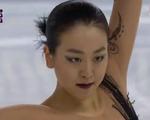 浅田真央 スケートアメリカ2016 ショート演技 (解説:ロシア語・中国語・アメリカ英語・韓国語)