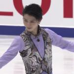 羽生結弦 NHK杯2016 ショート演技 (解説:ロシア語・中国語・イギリス英語・アメリカ英語)