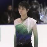 羽生結弦 NHK杯2016 フリー演技 (解説:カナダ英語・ロシア語・中国語・イギリス英語・アメリカ英語)