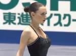 エレーネ・ゲデヴァニシヴィリ NHK杯2013 ショート演技 (解説:イギリス英語・ロシア語・スペイン語)