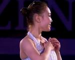 パク・ソヨン 四大陸選手権2015 エキシビション演技 (解説:中国語)