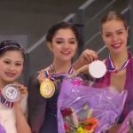 グランプリファイナル2016 女子シングル表彰式 (解説:なし)