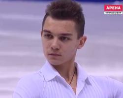 アントン・シュレポフ ロシア選手権2016
