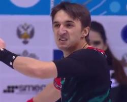 アルトゥール・ドミトリエフ ロシア選手権2016