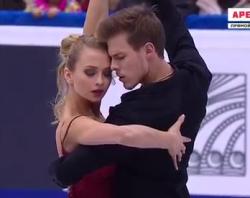 ヴィクトリヤ・シニツィナ&ニキータ・カツァラポフ ロシア選手権2016