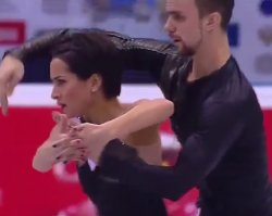 クセニヤ・ストルボワ&ヒョードル・クリモフ ロシア選手権2016 フリー演技