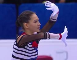 スタニスラワ・コンスタンチノワ ロシア選手権2016