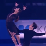マイア・シブタニ&アレックス・シブタニ グランプリファイナル2016 エキシビション演技 (解説:ロシア語・中国語)