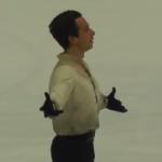 オレクシイ・ビチェンコ ゴールデンスピン2016 フリー演技 (解説:なし)