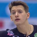 マクシム・コフトゥン ロシア選手権2016 ショート演技 (解説:ロシア語)