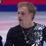 セルゲイ・ボロノフ ロシア選手権2016 ショート演技 (解説:ロシア語)