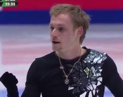 セルゲイ・ボロノフ ロシア選手権2016
