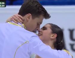 ナタリア・ザビアコ&アレクサンドル・エンベルト ロシア選手権2016