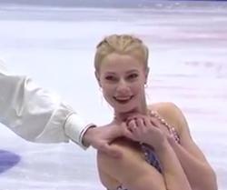 エフゲーニヤ・タラソワ&ウラジミール・モロゾフ ロシア選手権2016