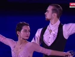 クセニヤ・ストルボワ&ヒョードル・クリモフ ロシア選手権2016