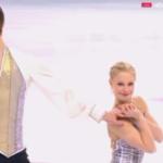 エフゲーニヤ・タラソワ&ウラジミール・モロゾフ グランプリファイナル2016 ショート演技 (解説:ロシア語・イギリス英語)