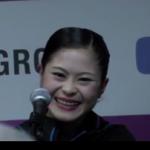 グランプリファイナル2016 女子シングルSP後記者会見 (2016/12/9-英語)