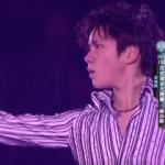宇野昌磨 グランプリファイナル2016 エキシビション演技 (解説:中国語・ロシア語)