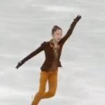 キム・イェリム 韓国選手権2017 ショート演技 (ホームビデオ撮影)