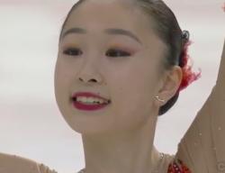 田村紗楽[サラ・タムラ] カナダ選手権2017