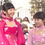 本田望結&本田紗来  望結振り付けのスケート披露 (2017/1/4)