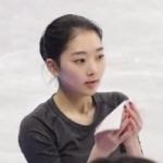 李子君[リ・シクン] 四大陸選手権2017・公式練習 (2017/2/15)