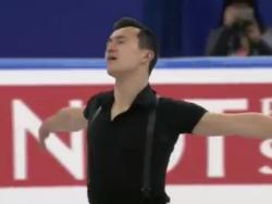 パトリック・チャン 四大陸選手権2017