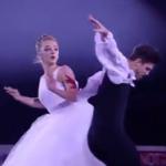 アレクサンドラ・ステパノワ&イワン・ブキン 欧州選手権2017 エキシビション演技 (解説:ロシア語・スペイン語)