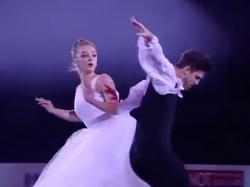 アレクサンドラ・ステパノワ&イワン・ブキン 欧州選手権2017