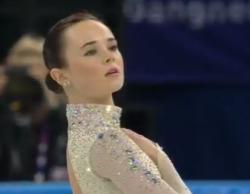 マライア・ベル 四大陸選手権2017