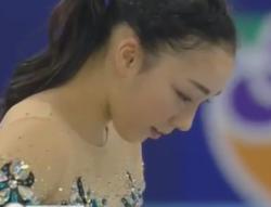 本郷理華 四大陸選手権2017