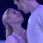 エフゲーニヤ・タラソワ&ウラジミール・モロゾフ 欧州選手権2017 エキシビション演技 (解説:ロシア語・スペイン語)