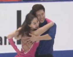 陈宏[チン・コウ]&趙研[チョウ・ケン] 冬季アジア大会2017