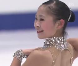 エイミー・リン 冬季アジア大会2017