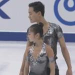 リョム・テオク&キム・ジュシク 冬季アジア大会2017 ショート演技 (解説:なし)