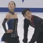 彭程[ホウ・テイ]&金楊[キン・ヨウ] 冬季アジア大会2017 ショート演技 (解説:なし)